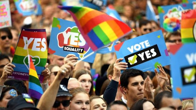 #Health&Sex :Same-Sex Marriage Could Prevent 3000 High School Suicide Attempts A Year in Australia
