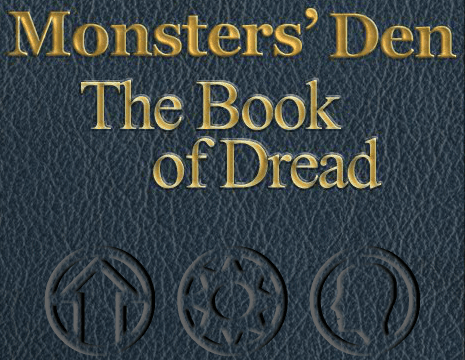 the book of dread