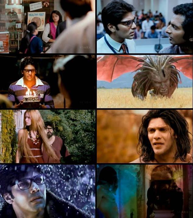 Irandam Ulagam 2013 UNCUT Dual Audio Hindi 720p HDRip
