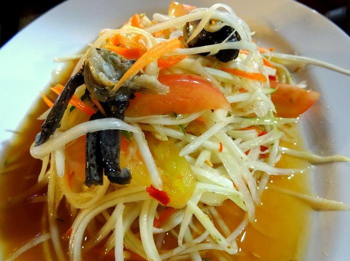 Isan – Northeastern Thai Cuisine at Asiatique, Bangkok