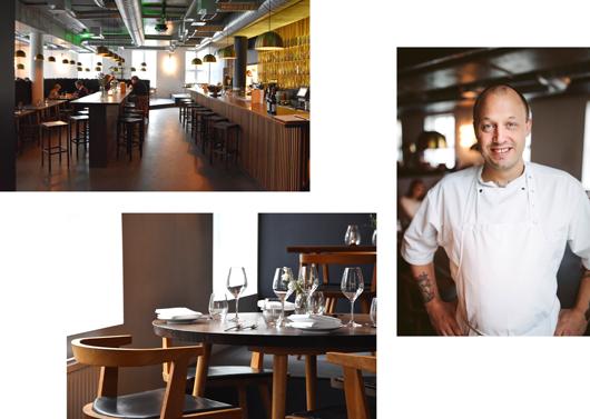 Restaurant Lysverket im Herzen von Bergen