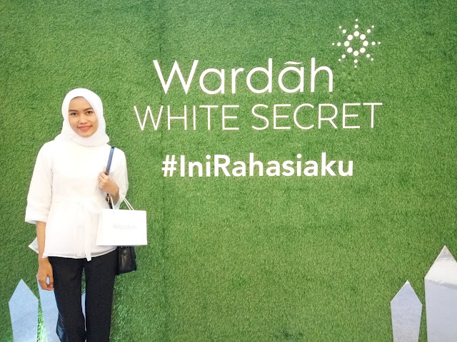 Wardah White Secret Garden