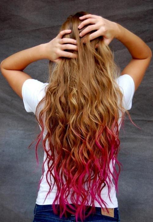 Beautiful You Kool Aid Hair Dye
