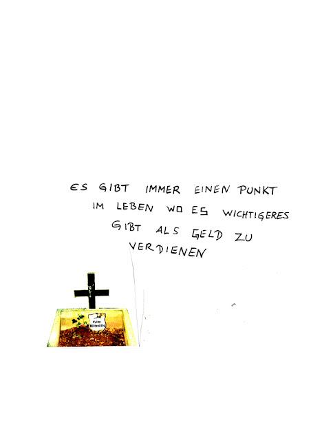 Dr. Kristian Stuhl 2012, Es gibt immer einen wichtigeren punkt im Leben,  Das Klo spült alles fort, A4