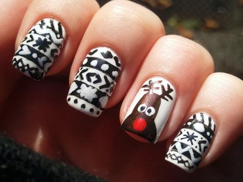 como decorar uñas para verano