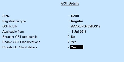 How to Create Sales to SEZ under GST?