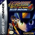 Mega Man Battle Network 4 Blue Moon