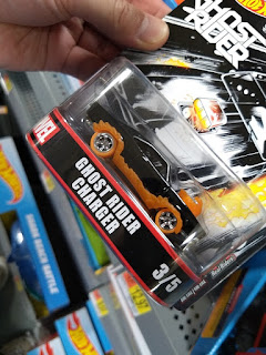 Hot Wheels ghost rider charger