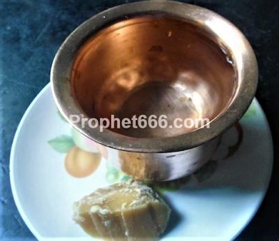 Surya Arghya of Jal and Gur for Vashikaran Prarthana