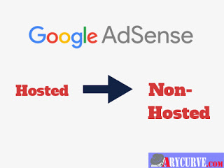 Adsense Hosted Non Hosted