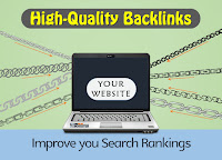 How can we manage backlinks for our website?