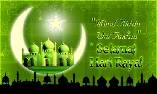 Gambar Hari Raya Idul Fitri