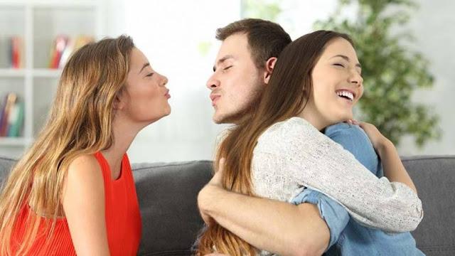 Frases que tu pareja dice cuando es infiel y lo quiere ocultar