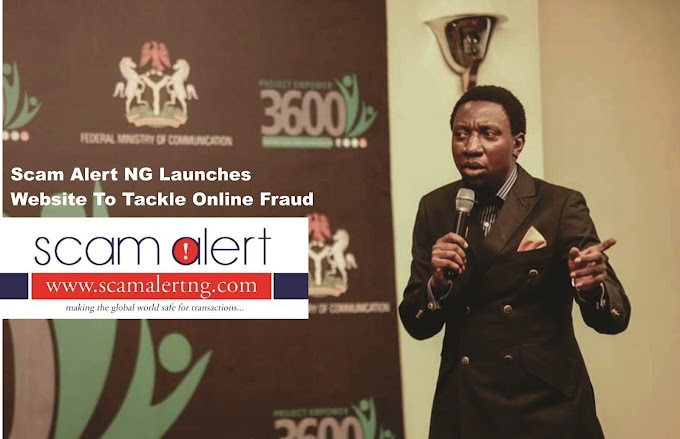 A new site that tries to stop online fraud in Nigeria