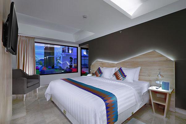 ZMAX D Hotel Praya Lombok