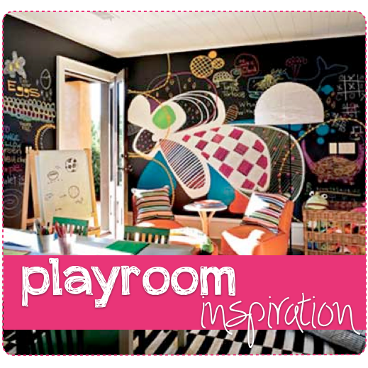 Children S And Kids Room Ideas Designs Inspiration: Cool Progeny: (cool) Design: Playroom Inspiration