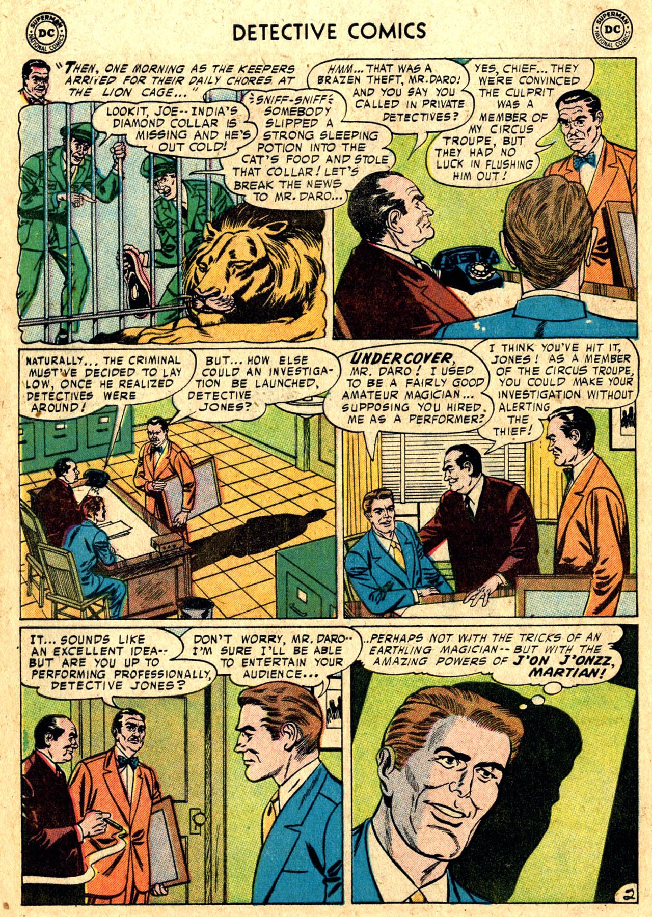 Read online Detective Comics (1937) comic -  Issue #235 - 28