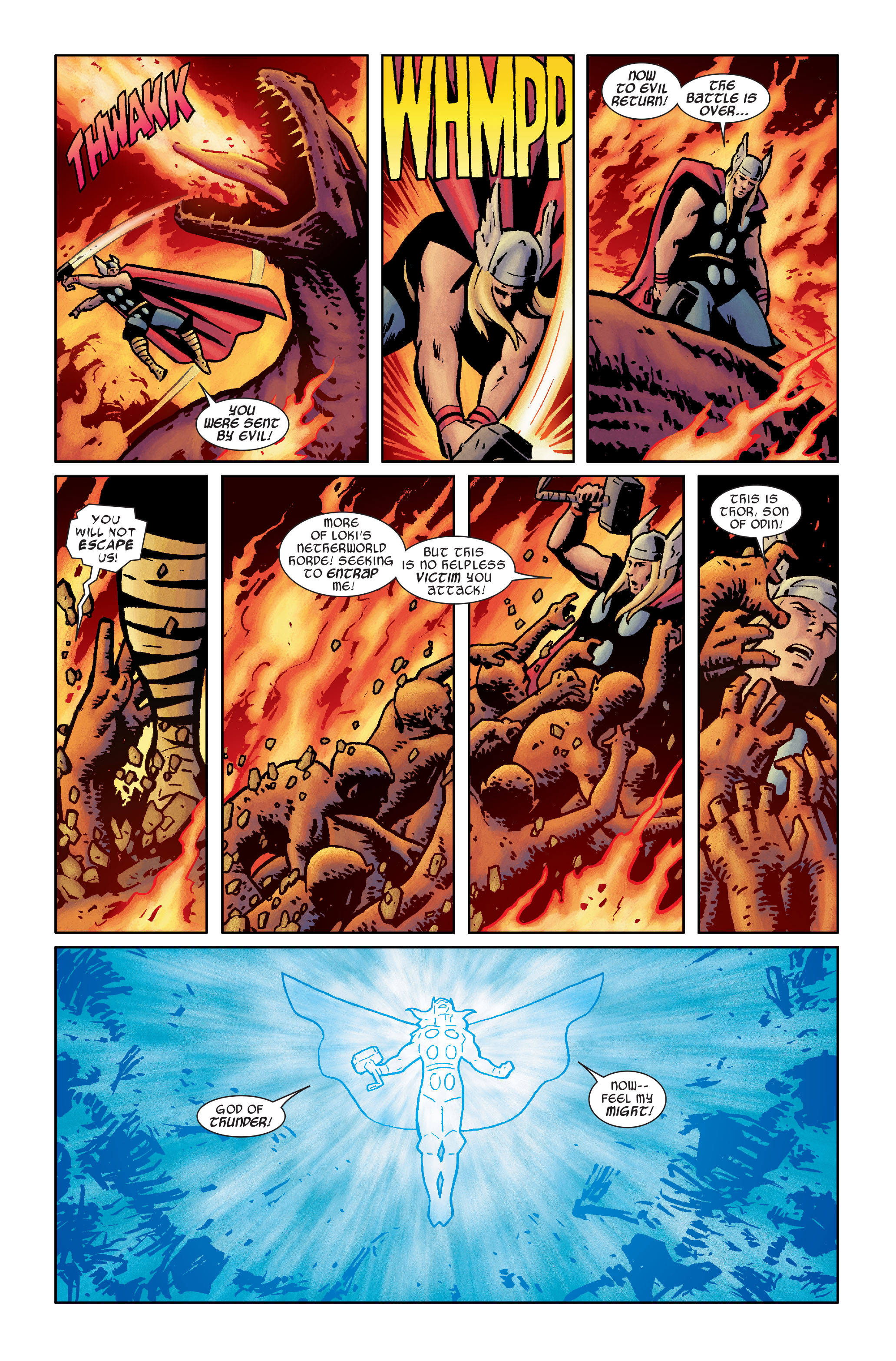 Thor (2007) Issue #600 #13 - English 50