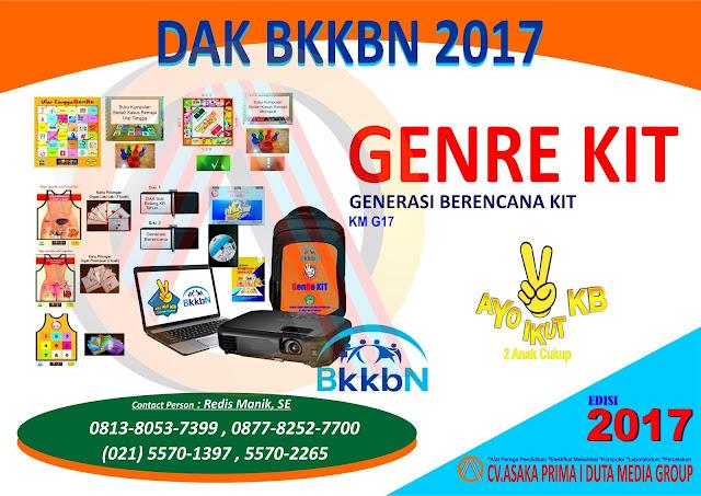 GenRe Kit DAK BKKBN 2017, genre kit kkb 2017, produk genre kit digital 2017, paket genre kit kkb 2017, distributor produk dak bkkbn 2017, produk dak bkkbn 2017, genre kit bkkbn 2017, genre kit 2017, kie kit bkkbn 2017, kie kit 2017