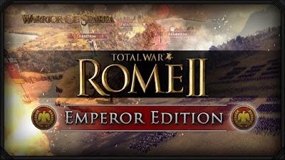 โหลดเกม total war Rome 2 emperor edition