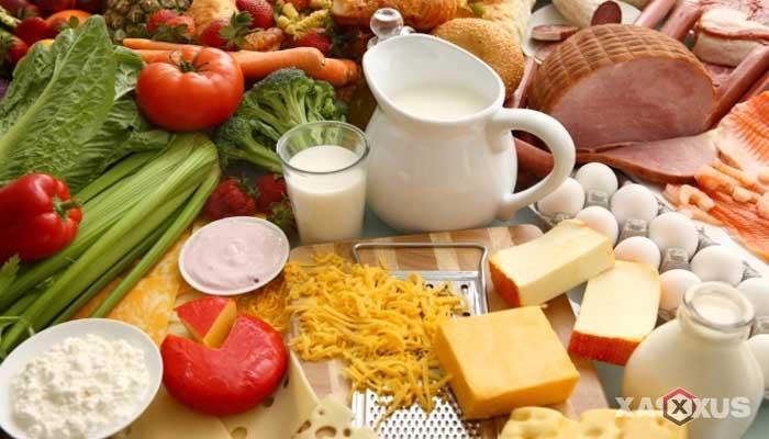Fakta 6 - Janin 5 minggu membutuhkan nutrisi makanan