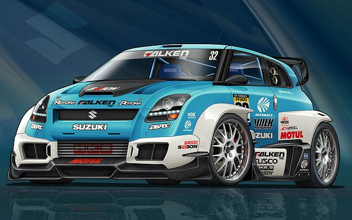 Fast And Furious Cars Hd Wallpapers Suzuki Swift Wallpaper Cars Wallpapers And Pictures Car