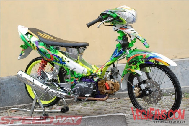 Jupiter Z Modif Airbrush Full Body