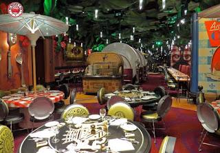 Disneyland Paris - Chez Remy