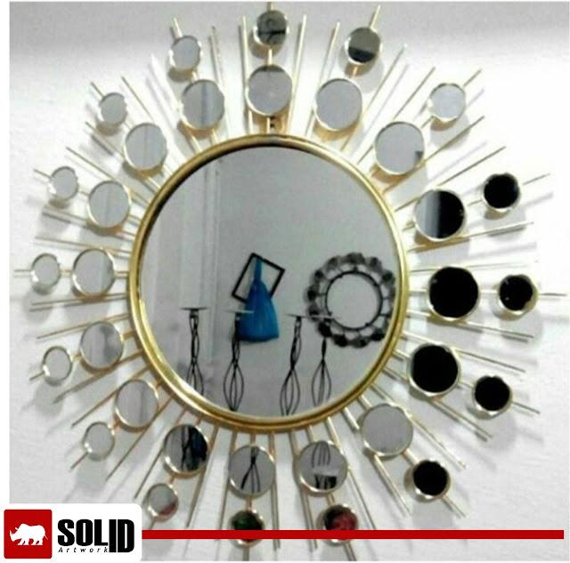 brass frame 1000 mirror