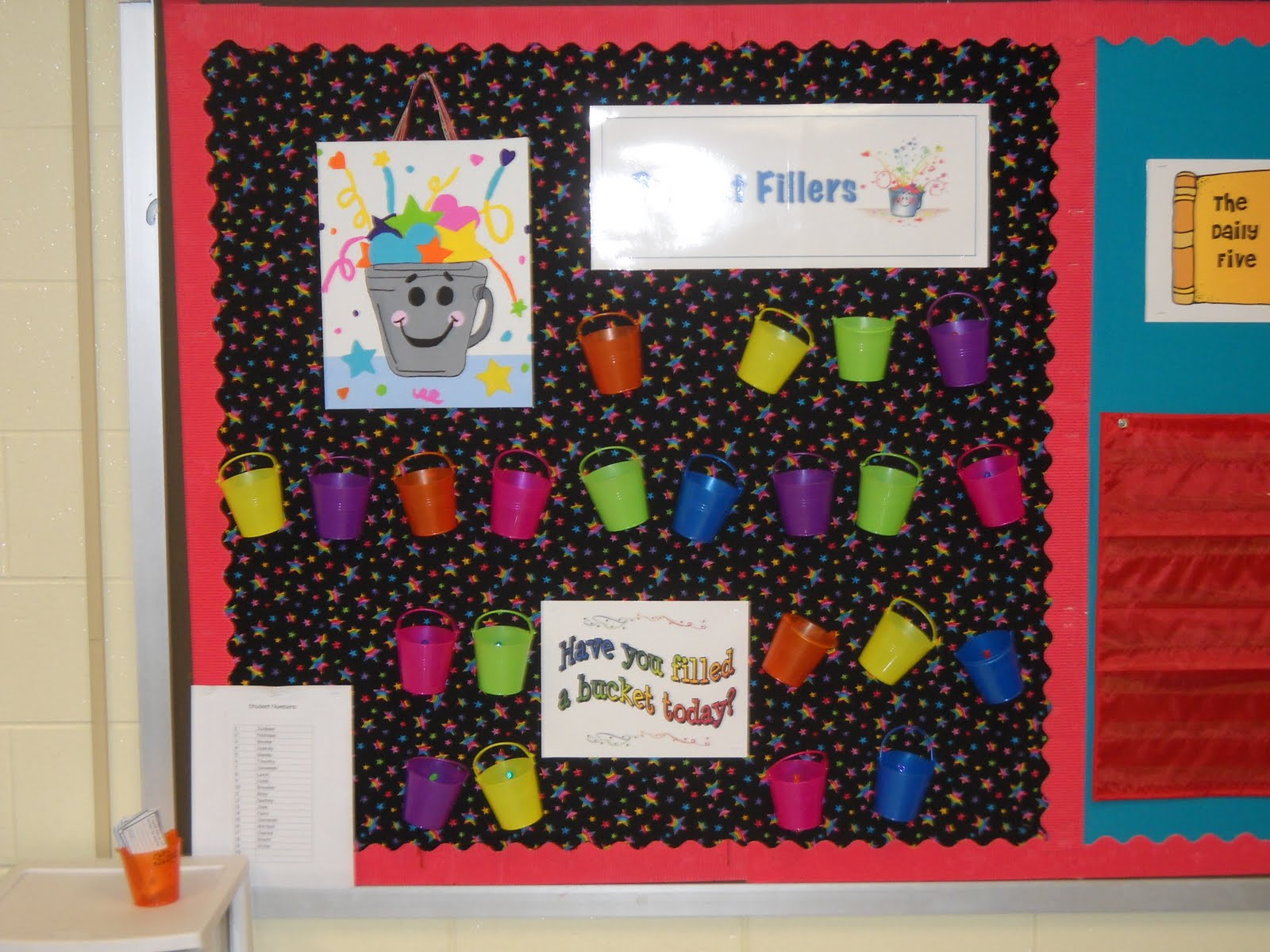 The Teaching Bug Have You Filled Your Bucket Today