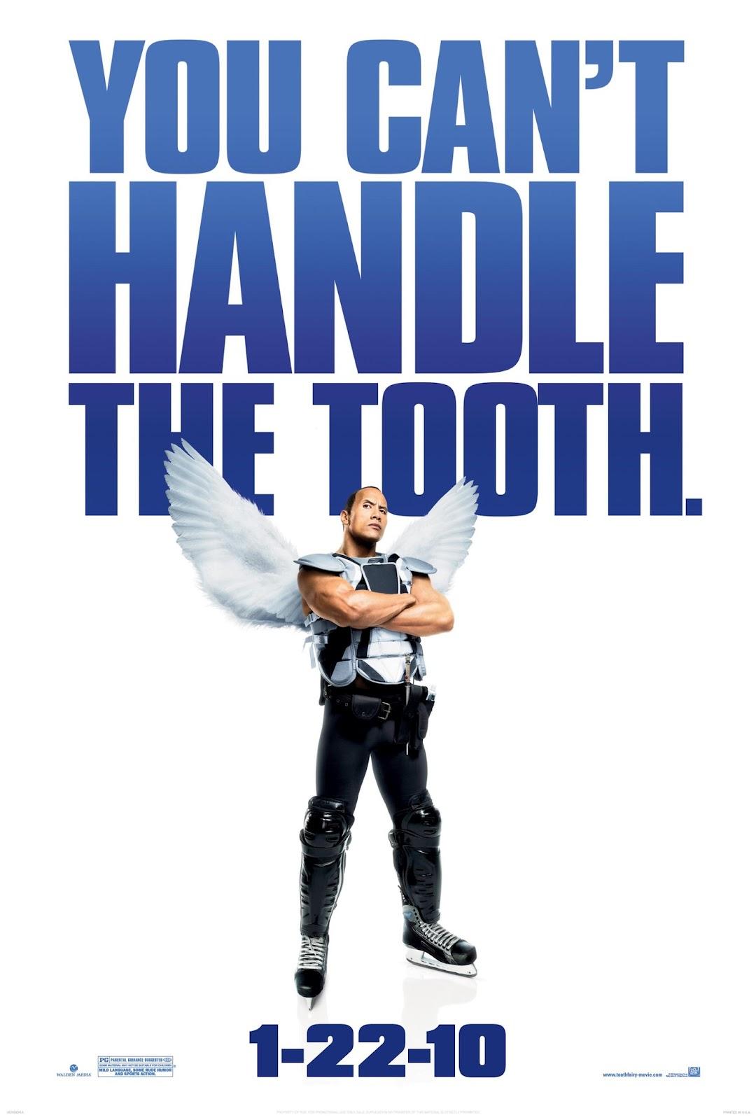 Tooth Fairy Movie Potluck