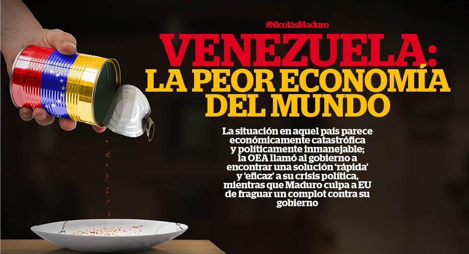 Conspiraciones y noticias actuales venezuela la peor for Noticias actuales del mundo del espectaculo