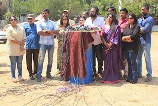Nadigar Sangam Press Meet on Bhavana Issue  0003.jpg