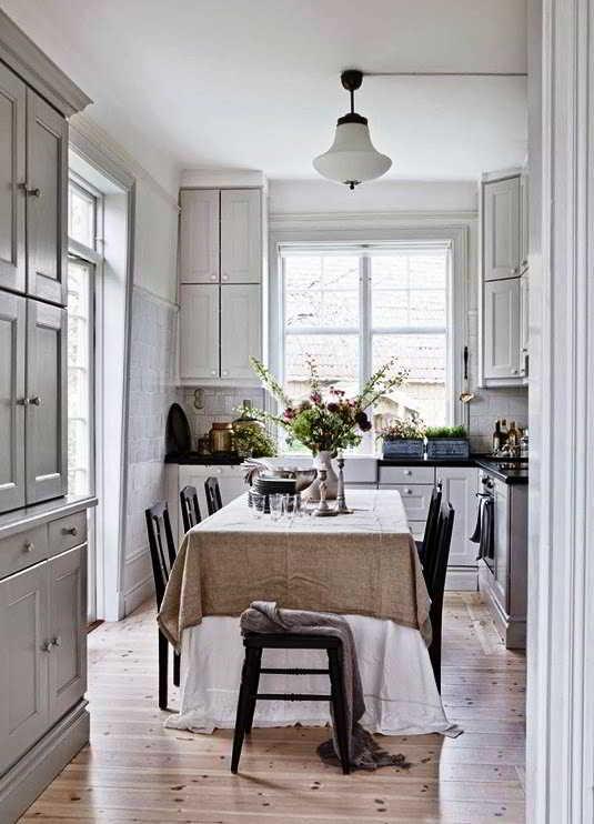ツ 42 Desain Ruang Makan Dapur Sempit Minimalis Jadi Satu