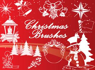 Brushes Navidad Gratis