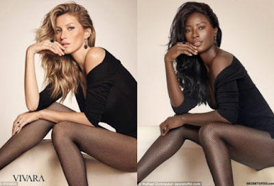 Black Model Rejected Because Of Skin Colour Recreates In Daring Photos