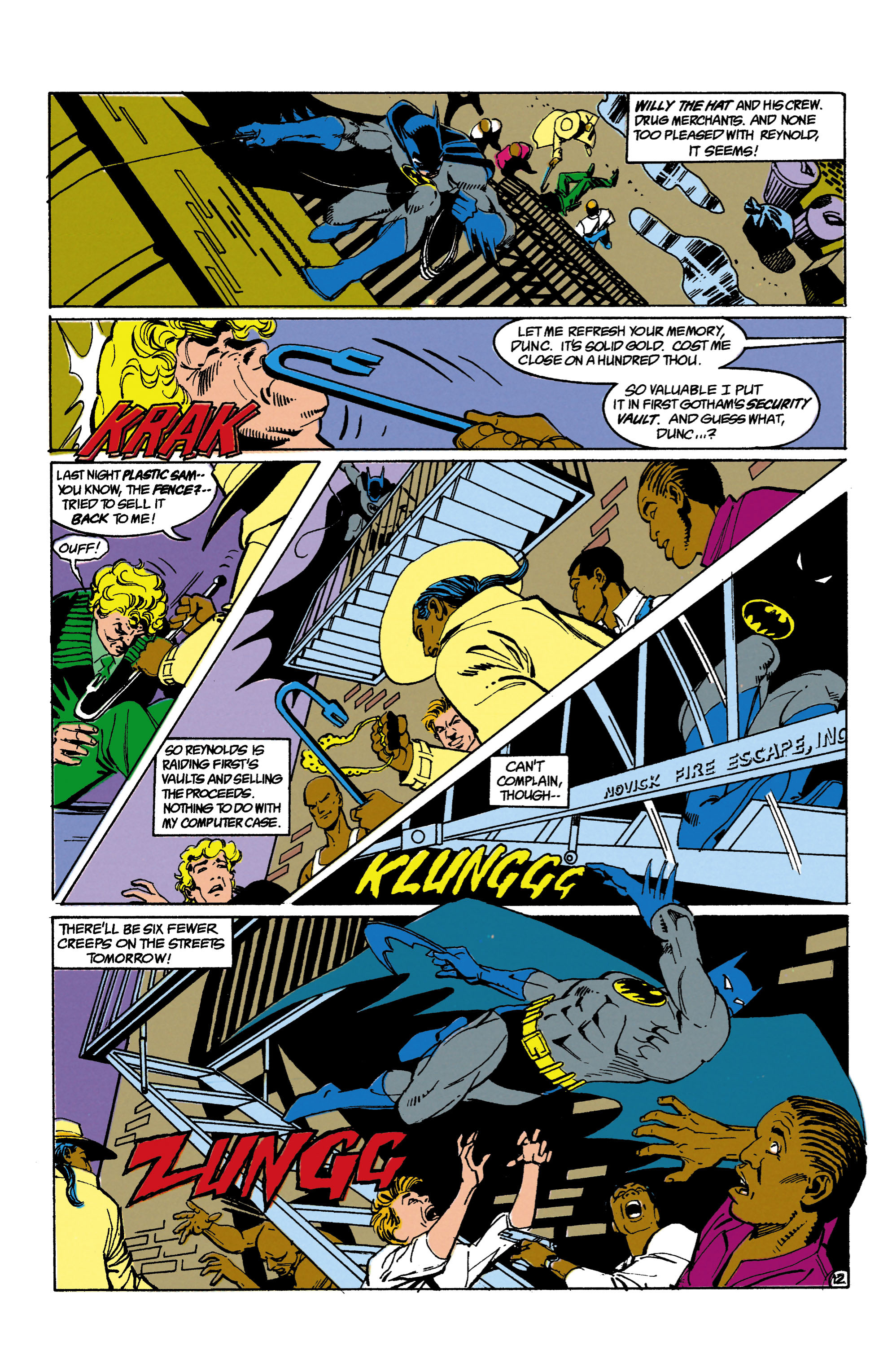 Detective Comics (1937) 618 Page 12