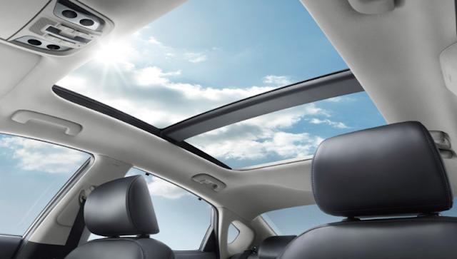 dicas para comprar um carro com teto solar