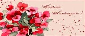 SMS joyeux anniversaire amour