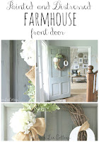 http://graceleecottage.blogspot.com/2015/09/painted-distressed-front-door-tutorial.html
