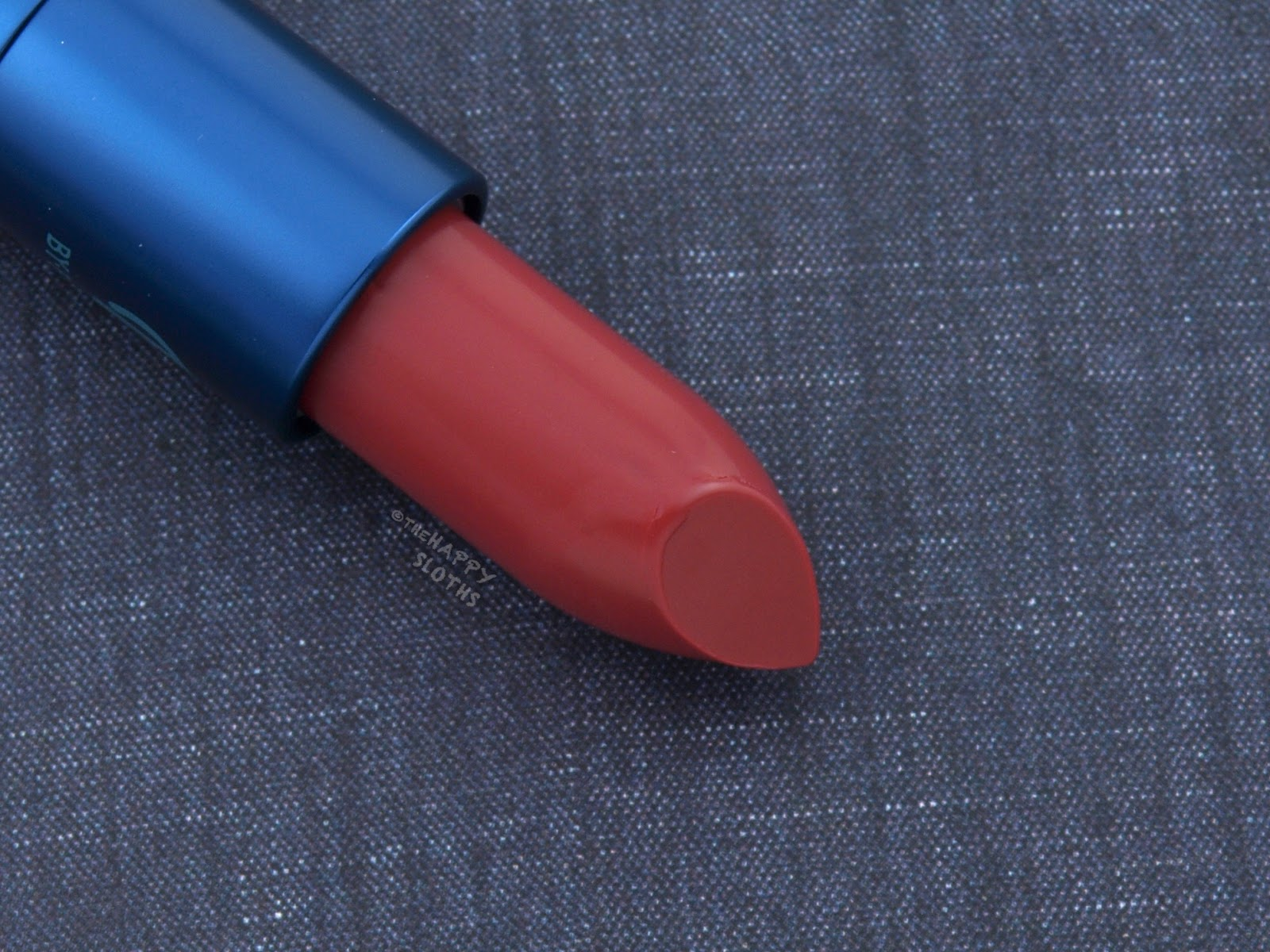 Lipstick Queen Jean Queen Lipstick: Review and Swatches