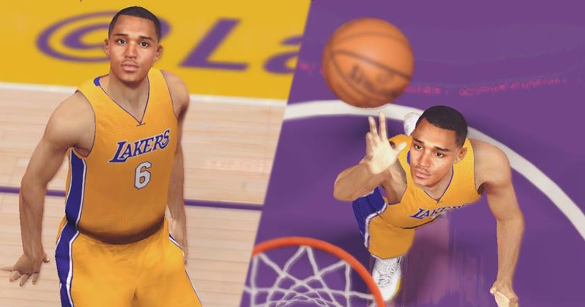 Jordan Clarkson Cyberface [FOR 2K14] - NBA 2K Updates, Roster Update, Cyberface, Etc