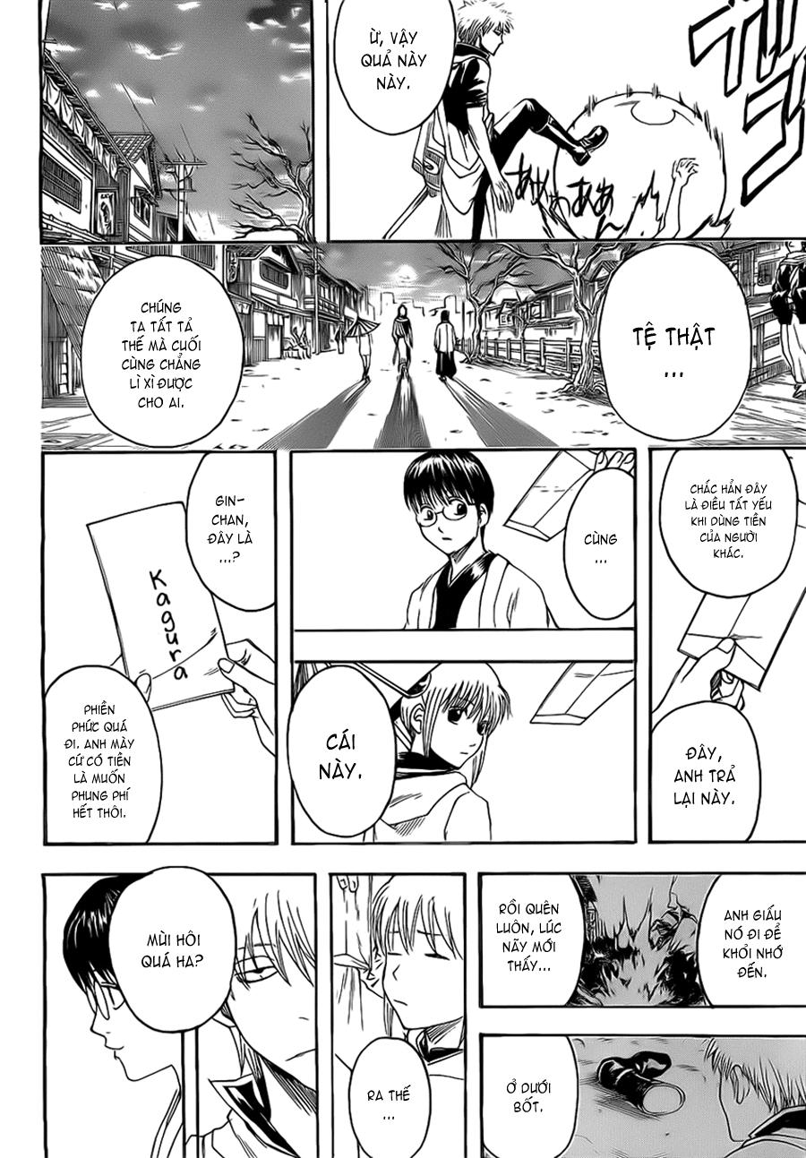 Gintama Chap 382 page 21 - Truyentranhaz.net