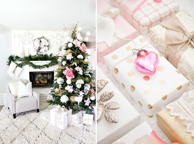 Glamorous Christmas decoration ideas for your home