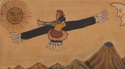 mito del condor peru