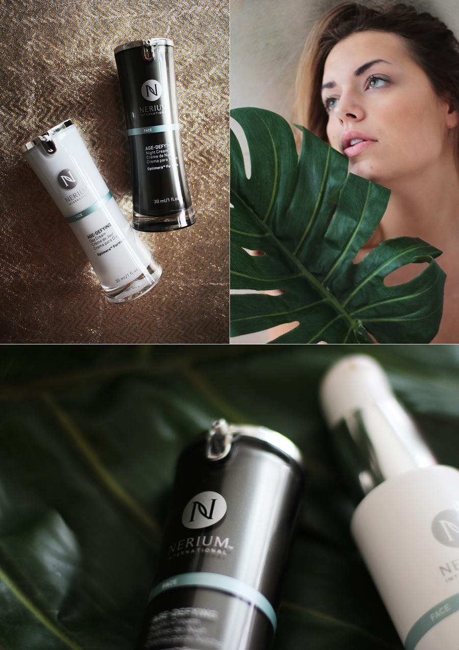 skin care nerium natur