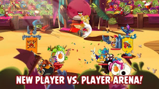 Angry Birds Epic unlocked