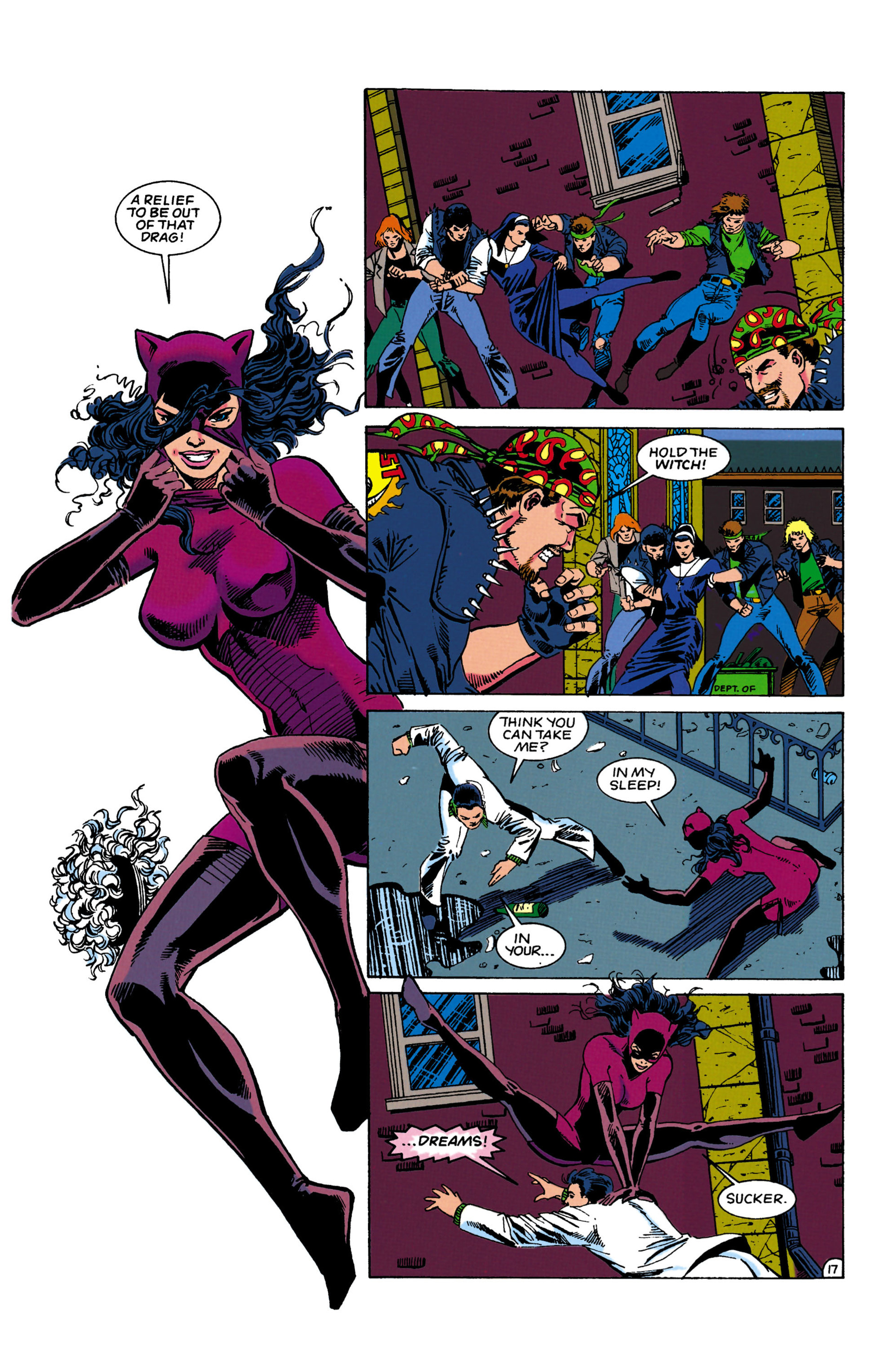 Catwoman (1993) Issue #5 #10 - English 18