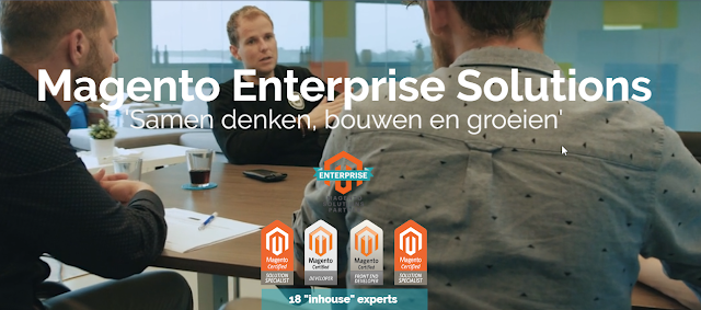 Magento Enterprise e-commerce solutions