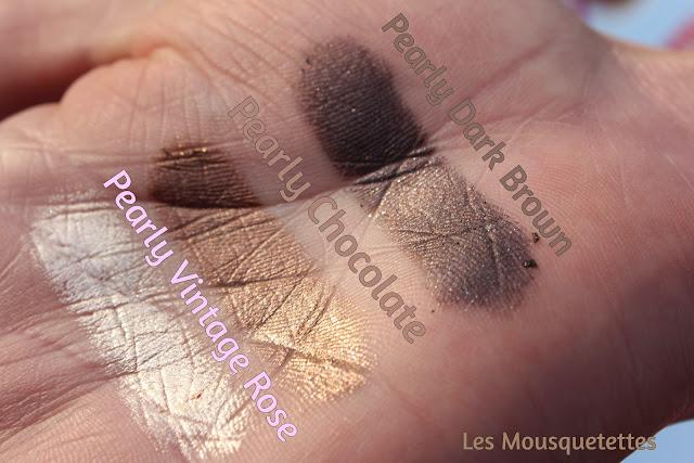 Cream Crush Eyeshadow nouveautés KIKO - Les Mousquetettes©